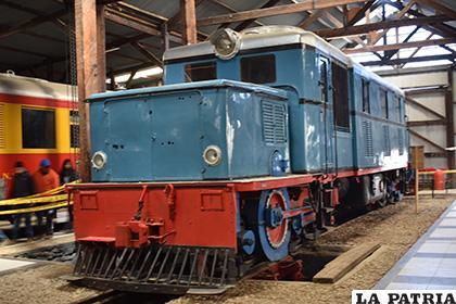 Las locomotoras encierran muchas historias / LA PATRIA /ARCHIVO