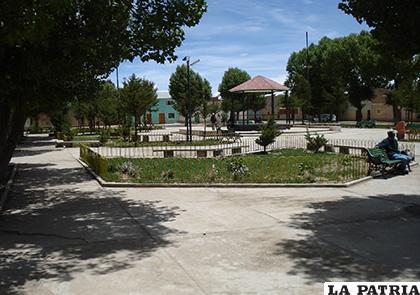 Población de Machacamarca
