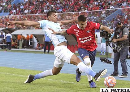 Cristian Chávez intenta superar la marca de Enrique Díaz /APG