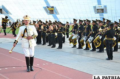 Bandas estudiantiles volverán a competir desde el fin de semana /LA PATRIA /ARCHIVO