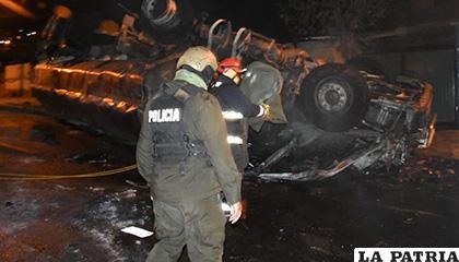El accidente fatal ocurrió la noche de este domingo en la zona Sureste de la ciudad de Cochabamba /OPINION