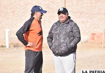 Ponce y Martínez hablan sobre la problemática del