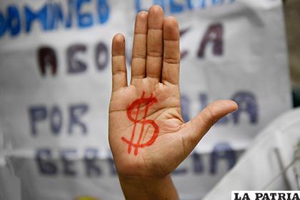 Muestra de la mala economía de Venezuela /Noticas SIN