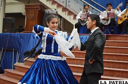 Festival de la Cueca Orureña se cumplirá el 6 de Octubre /LA PATRIA/ARCHIVO
