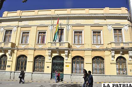 El municipio se vería afectado por la disminución de 30 millones de bolivianos en el techo presupuestario de 2020 /LA PATRIA /ARCHIVO