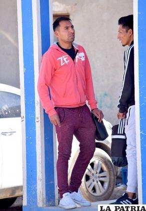 Ovando no podrá ser de la partida /LA PATRIA /Reynaldo Bellota