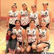 El equipo de Jurídicas sigue con la racha ganadora en el torneo /LA PATRIA /Carla Herrera