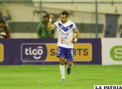 Hasta antes de la pandemia, Rodrigo Vargas se estuvo convirtiendo en el goleador de San José /LA PATRIA /archivo