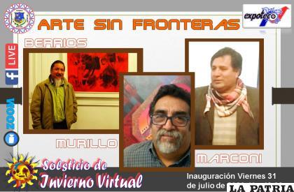 "Exposición ""Arte sin fronteras"" cerró con broche de oro este festival /Facebook"