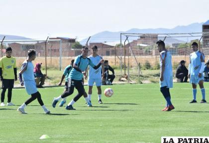 Los futbolistas jóvenes recibirán un mayor porcentaje /LA PATRIA /archivo