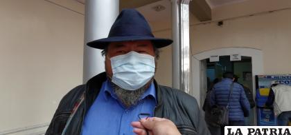 Alejandro Aliendre se prepara para el Congreso de la Conamype /LA PATRIA
