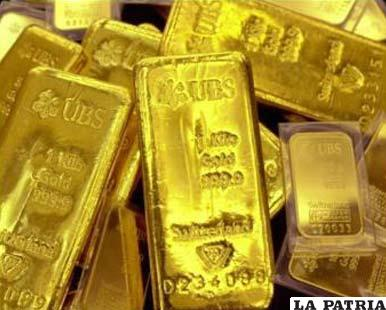 El oro vive una moderna fiebre y en agosto alcanzó la cifra récord de 1.856 dólares la onza troy