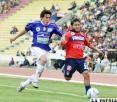 Real Potosí logra un empate ante  Universitario que le permite seguir en la punta