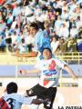 Aurora sube a la punta tras  vencer a Nacional Potosí