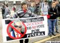 Estudiantes chilenos toman nuevos bríos y logran repetir marchas masivas