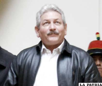 Rubén Costas sigue siendo gobernador de Santa Cruz (Foto archivo)