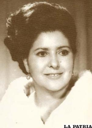 "Elsa Dorado de Revilla ""Ciudadana Notable Post Mórtem"""