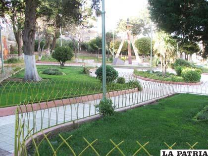 """Algunos parques y plazas se convierten en """"cantina"""" de jóvenes (Foto archivo)"""
