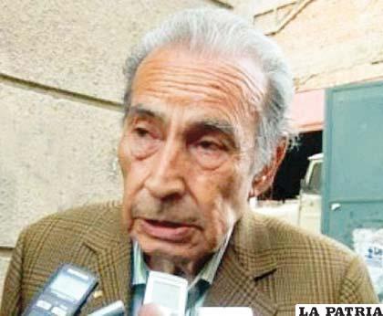 Guillermo Fortún, era uno de los hombres fuertes de ADN