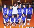 Jesús María ganó a La Salle 2-0 en la disciplina de voleibol
