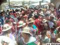 Masiva asistencia de devotos para rendir pleitesía al Tata Lagunas