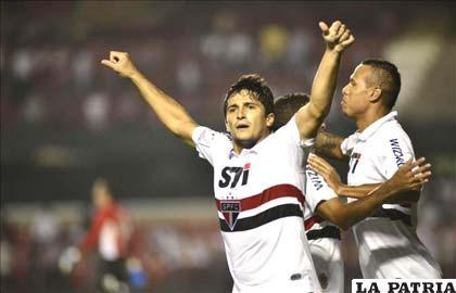 Sao Paulo comienza a defender su título de la Sudamericana