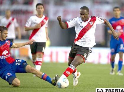 River logró una muy buena victoria ante Tigre