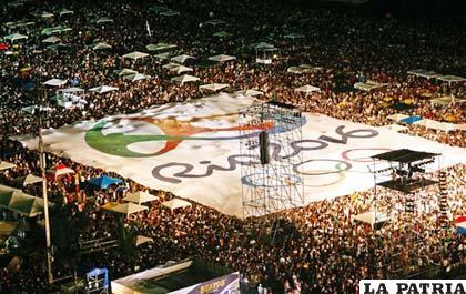 Río espera organizar los mejores juegos de la historia