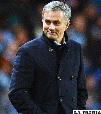 Mourinho, D.T. del Chelsea