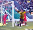 The Strongest agarra la punta  luego de vencer a Guabirá: 1-0