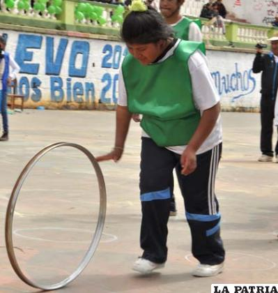 Ninos Con Discapacidad Vivieron Una Fiesta Con Juegos De Antano