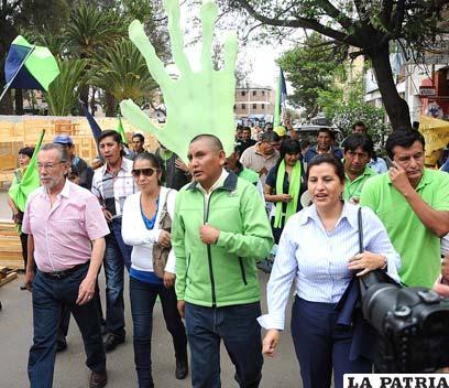 Mario Orellana recobra su libertad