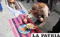 En La Paz se presentará el apthapi más grande de Bolivia