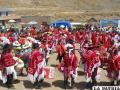 El colorido invadió Pukara Grande  en devoción a la Virgen de Guadalupe