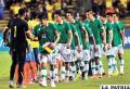 La Selección boliviana volcó la  hoja y ahora piensa en México