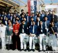 Así es la primera banda estudiantil de Oruro
