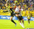 La última vez que jugaron en La Paz, ganó The Strongest 1-0 el 22/01/2014