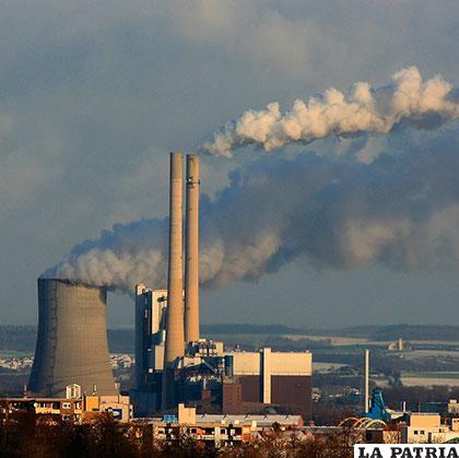 El CO2 es uno de los gases más venenosos para el aire y la capa de ozono