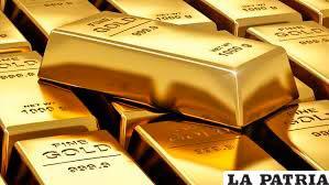 Hay esperanza de mejor precio para el oro