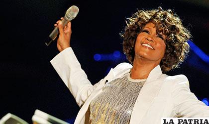 Whitney Houston reaparecerá en un holograma /elnuevodiario.com.ni