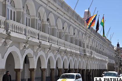 Gobernación de Oruro fue la primera en pedir créditos al Gobierno Central