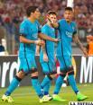 La discusión de Suárez, Messi y Neymar, después de desaprovechar una buena ocasión /as.com