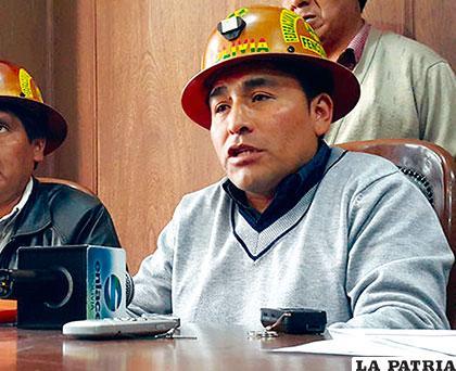 Dirigentes de las  cooperativas mineras, acusados por graves delitos