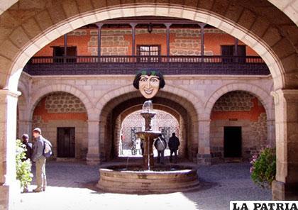 La Casa de la Moneda forma parte de la Fundación Cultural del Banco Central de Bolivia /laprensa.com