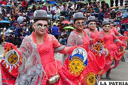 Diferentes detalles, características y elementos de la danza de la Morenada, se  conocerán en conferencia magistral