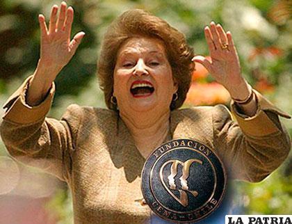 Lucía Hiriart, viuda del ex dictador chileno, Augusto Pinochet, ahora en conflictos económicos /lacapital.com.ar