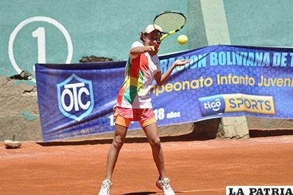 Gabriela Cortez, campeona en 14 años damas