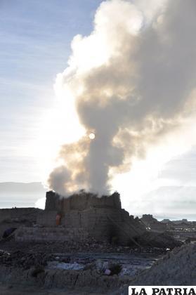 Sigue estancado proyecto de ley sobre emisión de gases de ladrilleras