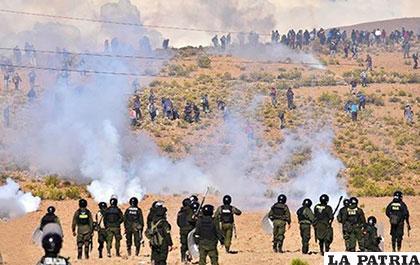 Conflicto de cooperativistas ocasionó muerte de mineros y de una autoridad /ANF