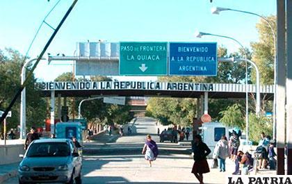 Según reportaje argentino, en la frontera se venderían a niños bolivianos /ANF